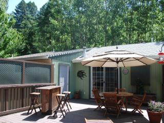 Russian River Oasis Privacy in the Redwoods with Decks and Relaxation - Russian River vacation rentals