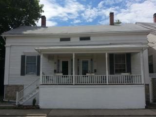 1845 Greek Revival at Mystic River with great view - Mystic vacation rentals