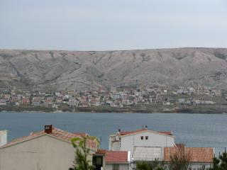 Apartment in Pag 1 - Island Pag vacation rentals