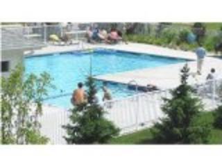 Large Association Pool and Hot Tub - In-town Condo, Saugatuck Harbor View, Pool and Spa - Saugatuck - rentals