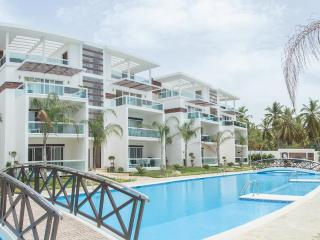 Costa Hermosa F102 - Pool View, Walk to Beach! - Punta Cana vacation rentals