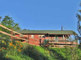 Virginia Mountaintop cabin with panoramic views - Stanley vacation rentals