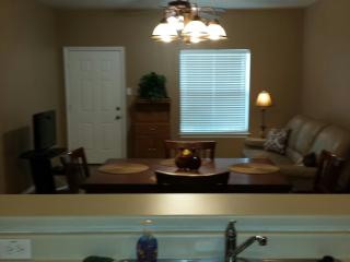 BE AT THE CENTER OF THINGS! CONVENIENTLY LOCATED - GROUND FLOOR APARTMENT HOME - South Texas Plains vacation rentals