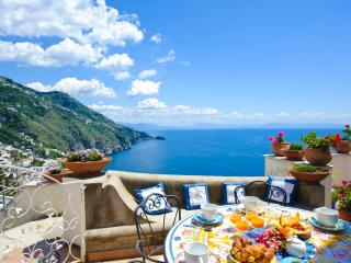 Melodia, perfect blend of peace, beauty and view - Praiano vacation rentals