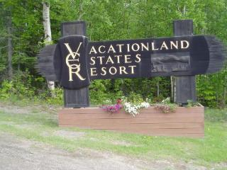 Vacationland Estates Resort -Island Falls, Maine - Island Falls vacation rentals
