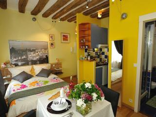 Marais/Lovely studio in Paris #SYRACUSE - Paris vacation rentals