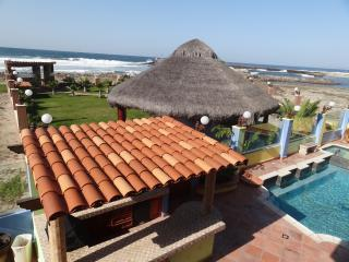 Amazing Custom Beach Front Home in La Mision For Rent - Baja California Norte vacation rentals