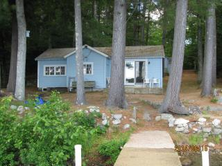 Beautiful Lake Front Cottages-Private Sandy Beach - Lake Winnipesaukee vacation rentals