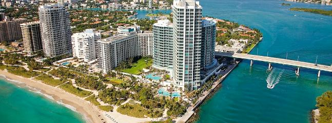 ONE Bal Harbur - OBH HOTEL 1 OR 2 BEDROOM SUITE 70% OFF HOTEL RATES - Bal Harbour - rentals