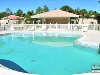 Bright and airy in beautiful gated community - lake views and Florida sunshine! - Naples vacation rentals