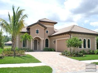 Brand new custom pool home in exclusive Black Bear Ridge- 60 day minimum - Naples vacation rentals