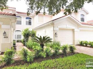 Sparkling and elegant coach home in beautiful Pelican Marsh - Naples vacation rentals