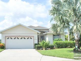 Lakefront home with heated pool only minutes from the beach - Naples vacation rentals