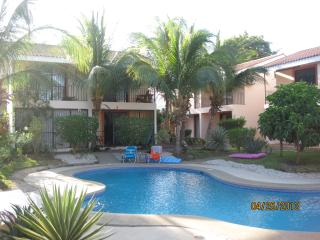 2 Story luxury townhome! Walk to everything location:beach, stores restaurants. - Playas del Coco vacation rentals