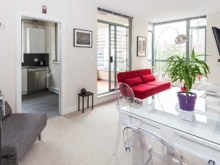 UNBEATABLE LOCATION IN DOWNTOWN 1 BD APT - PARKING - Vancouver Coast vacation rentals