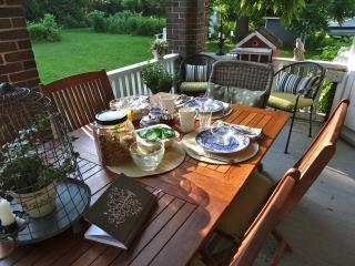 The Captain's House, heritage bed & breakfast - Midland vacation rentals