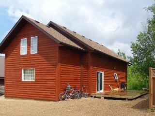 Greenwater Lake 6 Bedroom Rustic Cedar Cabin - Saskatchewan vacation rentals