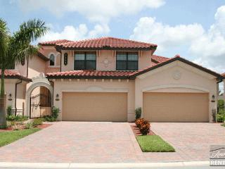 Enjoy the Fiddler's Creek lifestyle in this BRAND NEW coach home! - Marco Island vacation rentals