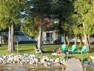 Brevort Lake Rental - UP -near Mackinac Island, MI - Moran vacation rentals