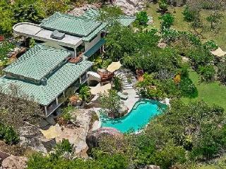 Symbio - Luxury Villa on Virgin Gorda - Artistic Design, Pool, Gardens - British Virgin Islands vacation rentals