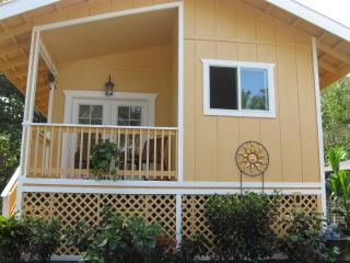 Sunshine Cottage @ Kehena Beach, Big Island of Hawaii - Pahoa vacation rentals