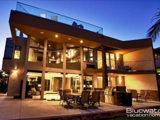 Villa on the Bay - Waterfront luxury estate home - San Diego vacation rentals