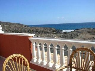 3 Bedroom villa, private heated pool, front sea - Tenerife vacation rentals