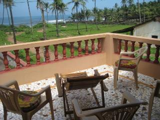 Beachside Romantic Portuguese Villa for rent on Anjuna Beach, Goa - Anjuna vacation rentals