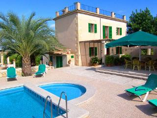 Holiday house with own pool and  parking up to 12 people - ES-1079006-Sencelles - Sencelles vacation rentals