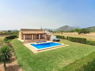 Villa in the north of Mallorca - Pollença  with outdoor pool - up to 4 people - ES-1079057-Pollenca - Pollenca vacation rentals