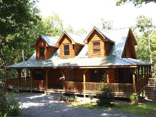 Almost There cozy cabin tucked in the rhododendrons minutes from the slopes - Blowing Rock vacation rentals