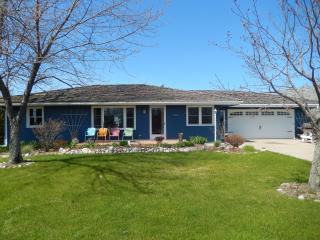 Pet Friendly 2 BR home with Lake Huron View - Cheboygan County vacation rentals
