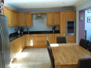 Modern Family  Home in Galway City (available Race Week) - County Galway vacation rentals