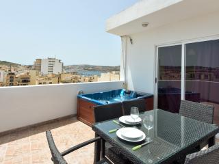 085 Delfin Penthouse with Views - Sliema vacation rentals