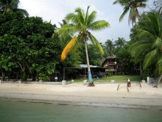 Villa Marguerita situated mid beach in beautiful Port Barton Palawan ( AKA