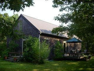 Two Bedroom Post and Beam Guest House 113604 - West Tisbury vacation rentals