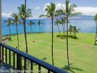 Class and Comfort on the Oceanfront (KS513) - Kihei vacation rentals