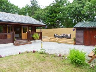 GISBURN FOREST LODGE, Hot tub, En-suite bathroom, Ref 29079 - Tosside vacation rentals