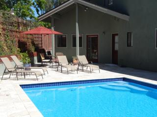 Your Private Studio Loft -Piano and Pool Sleeps 4 - San Luis Obispo vacation rentals