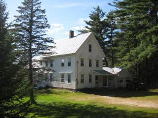 Enjoy our peaceful mountain view home! - Fryeburg vacation rentals