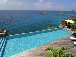 Luxury 6 bedroom Gustavia villa. Incredible ocean views! - Anguilla vacation rentals