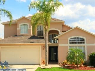 5 Bed/3.5 Bath Pool Home with Southern Exposure - Kissimmee vacation rentals
