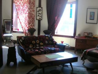 Artist's Loft in Historic RailRoad / Arts and Dining district - Springfield vacation rentals