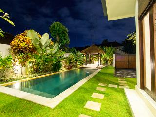 o2, luxury 3 bed villa, extra spacious, central Seminyak - Bali vacation rentals