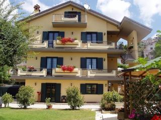 Villa Marta Luxury Apartment in private villa - Fiuggi vacation rentals