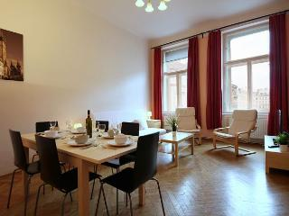 3 BR 10min from Charles Bridge and across the river from National Theatre - Prague vacation rentals