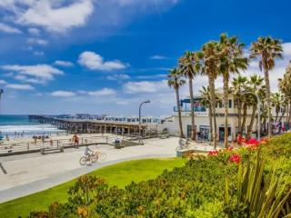 Crystal's See the Sea Condo at Pacific Beach Pier - San Diego vacation rentals