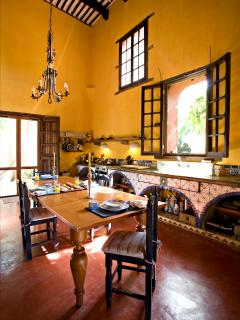 Casa Antigua at Hacienda Sac Chich - Acanceh vacation rentals