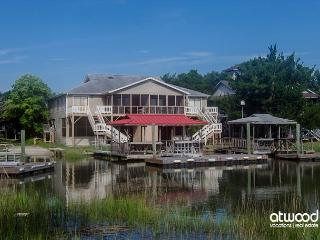 Bewitched - Pet Friendly Townhouse on Tidal Creek - Edisto Beach vacation rentals