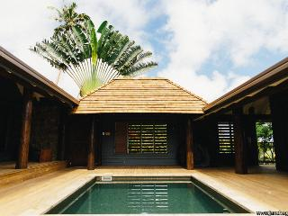 The Pod House with marble pool, complete privacy - Fiji vacation rentals